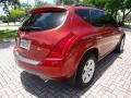 2006 Sunset Red Pearl Metallic Nissan Murano SL  photo #11