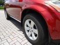 2006 Sunset Red Pearl Metallic Nissan Murano SL  photo #12