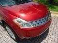 2006 Sunset Red Pearl Metallic Nissan Murano SL  photo #13