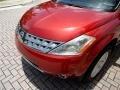 2006 Sunset Red Pearl Metallic Nissan Murano SL  photo #21