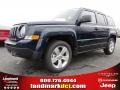2014 True Blue Pearl Jeep Patriot Latitude #88636721