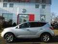 2010 Brilliant Silver Metallic Nissan Murano SL AWD  photo #2