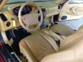 Savanna Beige 2000 Porsche 911 Interiors