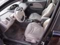 Gray 2003 Saturn ION Interiors