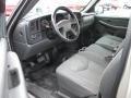 Silver Birch Metallic - Silverado 1500 Classic Work Truck Regular Cab Photo No. 6
