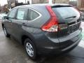 2014 Polished Metal Metallic Honda CR-V LX AWD  photo #3