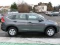 2014 Polished Metal Metallic Honda CR-V LX AWD  photo #6