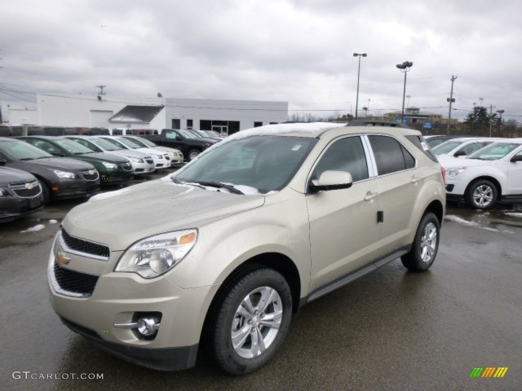 2014 champagne silver metallic chevrolet equinox lt awd 88666965 car color. Black Bedroom Furniture Sets. Home Design Ideas