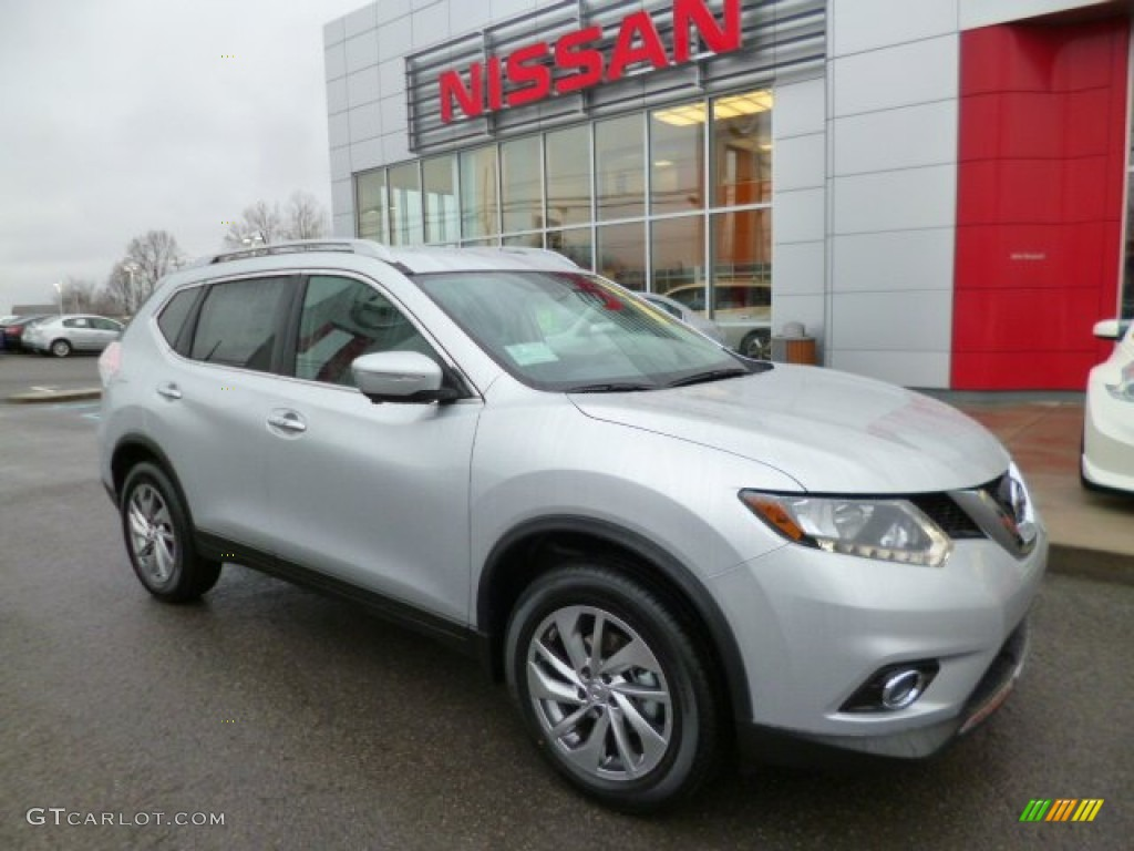 Nissan Rogue Silver Touch Up Paint