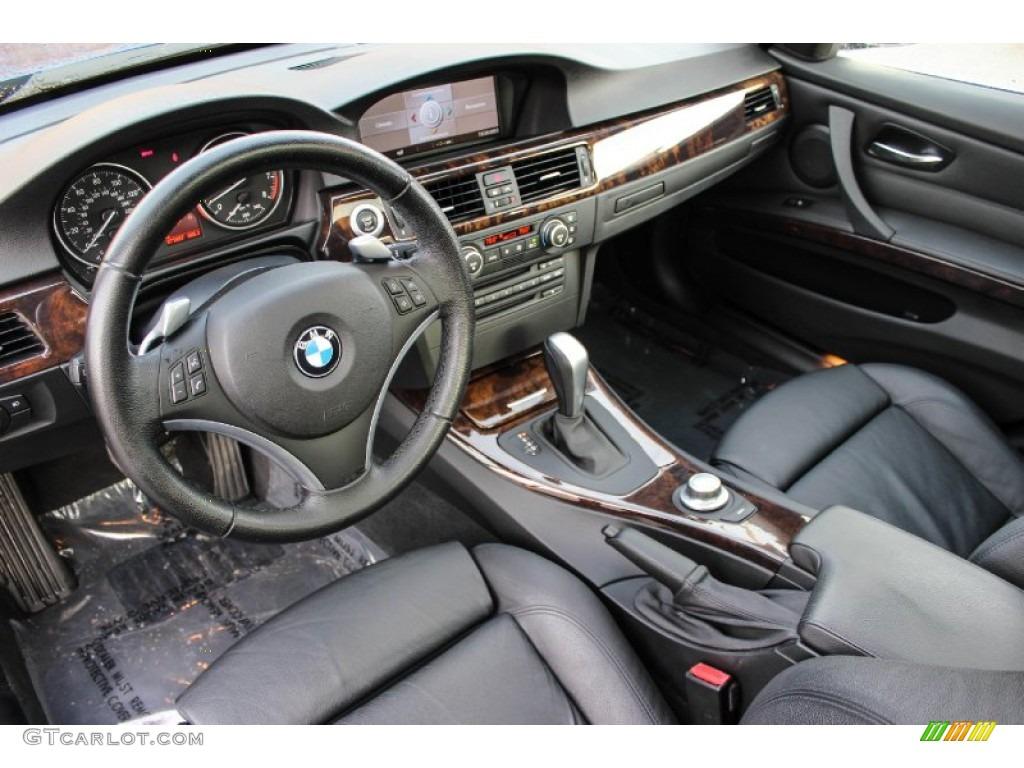 2008 BMW 3 Series 335i Sedan Interior Color Photos