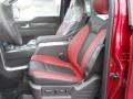 2014 Ruby Red Ford F150 SVT Raptor SuperCrew 4x4  photo #33