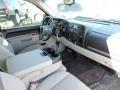 2011 Imperial Blue Metallic Chevrolet Silverado 1500 LT Crew Cab  photo #6