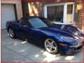 LeMans Blue Metallic 2005 Chevrolet Corvette Convertible