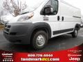 Bright White 2014 Ram ProMaster 1500 Cargo Low Roof
