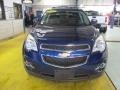 2010 Navy Blue Metallic Chevrolet Equinox LT AWD  photo #5