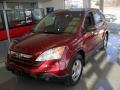 2009 Tango Red Pearl Honda CR-V EX 4WD  photo #1