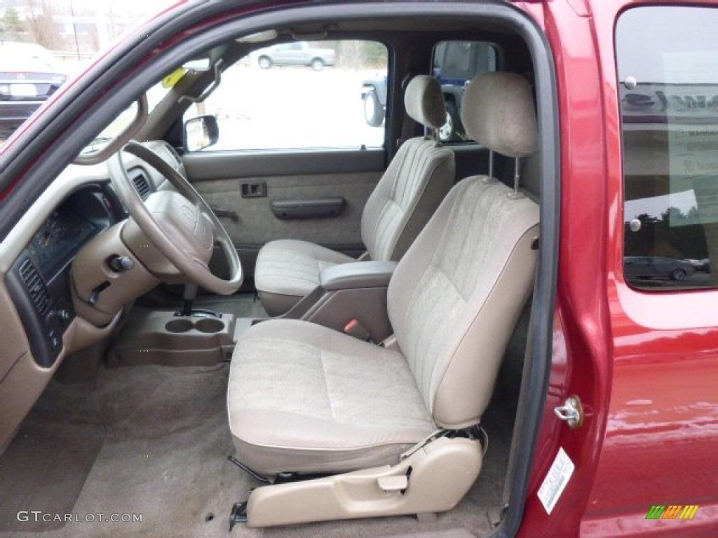 2000 Toyota Tacoma Prerunner Extended Cab Interior Photos