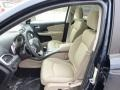 Black/Light Frost Beige Front Seat Photo for 2014 Dodge Journey #88736679