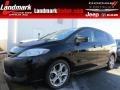 Brilliant Black 2010 Mazda MAZDA5 Gallery