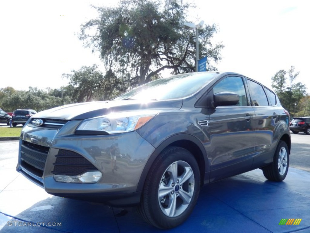 2014 Escape SE 2.0L EcoBoost - Sterling Gray / Medium Light Stone photo #1