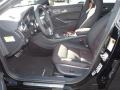 Front Seat of 2014 CLA 45 AMG