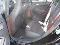 Rear Seat of 2014 CLA 45 AMG