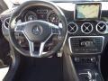 Dashboard of 2014 CLA 45 AMG