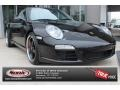 Black 2009 Porsche 911 Carrera S Coupe