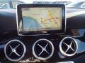 Navigation of 2014 CLA 45 AMG