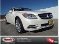 Diamond White Metallic 2014 Mercedes-Benz CL 550 4Matic