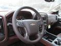 High Country Saddle Steering Wheel Photo for 2014 Chevrolet Silverado 1500 #88762830