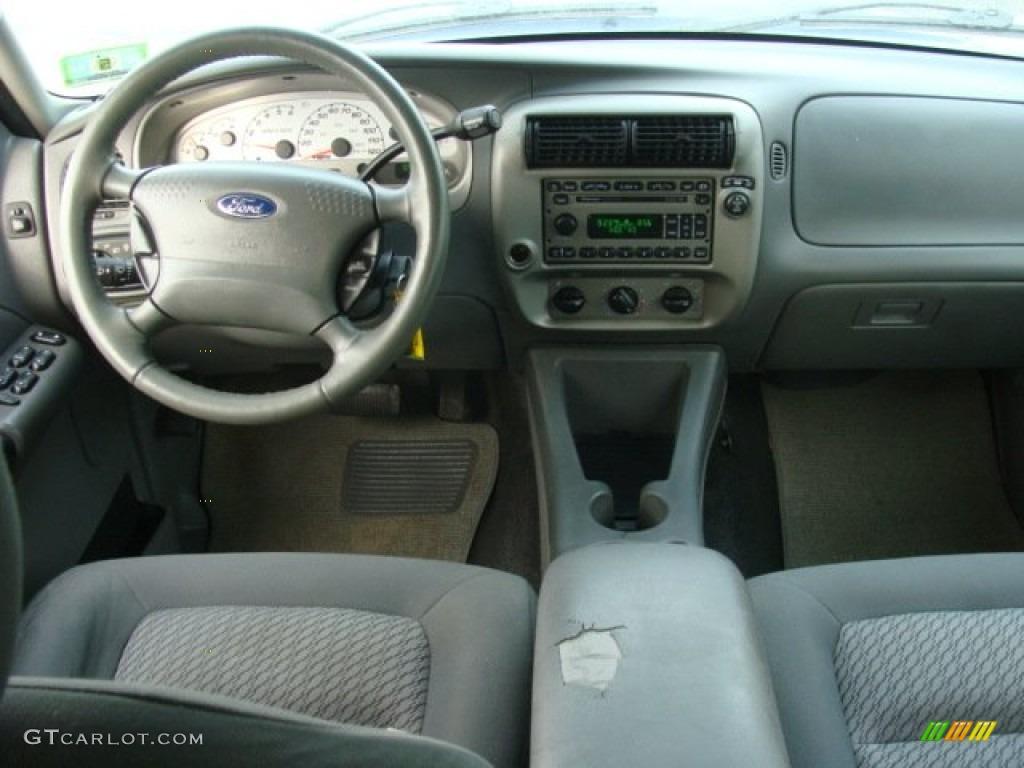 2004 Ford Explorer Sport Trac Xlt Dashboard Photos