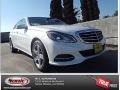 Diamond White Metallic 2014 Mercedes-Benz E Gallery