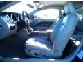 2009 Vista Blue Metallic Ford Mustang V6 Coupe  photo #13
