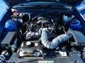 2009 Vista Blue Metallic Ford Mustang V6 Coupe  photo #22
