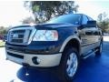 Black 2008 Ford F150 King Ranch SuperCrew 4x4