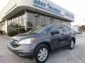 2011 Polished Metal Metallic Honda CR-V SE 4WD  photo #1