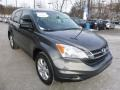 2011 Polished Metal Metallic Honda CR-V SE 4WD  photo #7