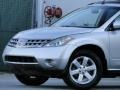 2007 Brilliant Silver Metallic Nissan Murano SL  photo #31