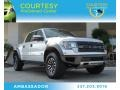 Ingot Silver Metallic 2012 Ford F150 SVT Raptor SuperCrew 4x4