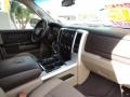 2012 Sagebrush Pearl Dodge Ram 1500 SLT Quad Cab 4x4  photo #6