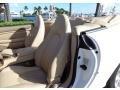2000 Jaguar XK Cashmere Interior Front Seat Photo