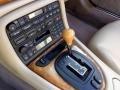 2000 Jaguar XK Cashmere Interior Transmission Photo