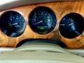 2000 Jaguar XK Cashmere Interior Gauges Photo