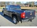 2011 Imperial Blue Metallic Chevrolet Silverado 1500 LT Extended Cab  photo #4