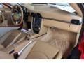 2007 Porsche 911 Sand Beige Interior Dashboard Photo