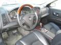 2004 SRX Ebony Interior