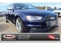 2014 Estoril Blue Crystal Audi S4 Premium plus 3.0 TFSI quattro #88818375
