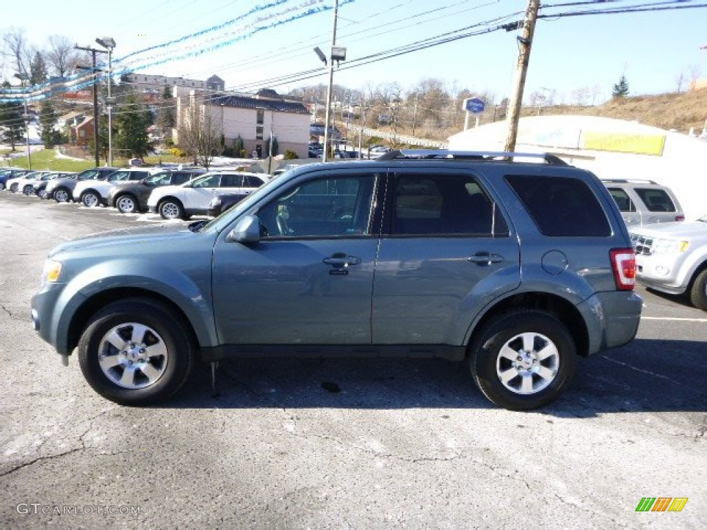 2012 ford escape limited v6 4wd steel blue metallic color charcoal. Cars Review. Best American Auto & Cars Review