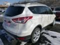 2014 White Platinum Ford Escape Titanium 2.0L EcoBoost 4WD  photo #2
